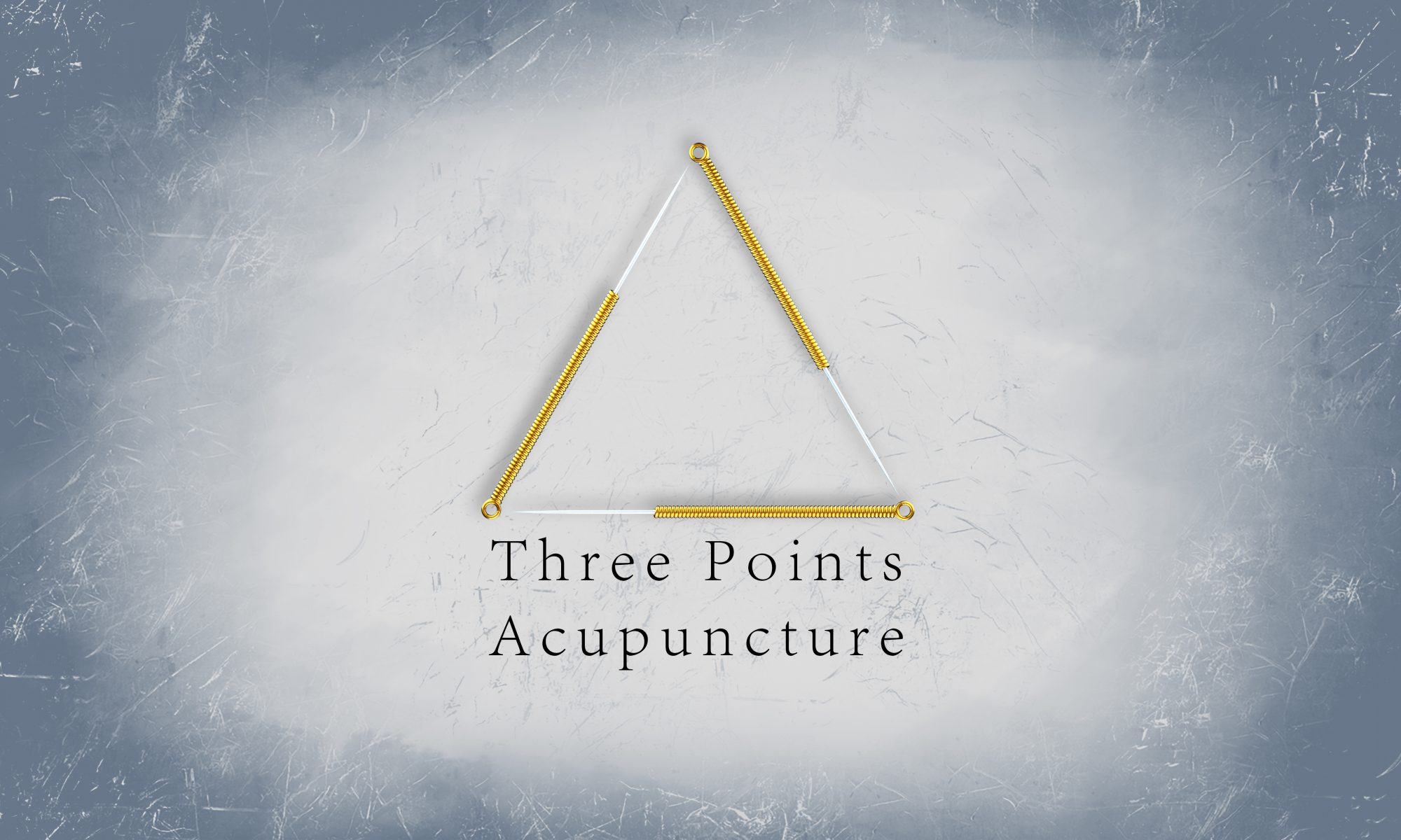 Three Points Acupuncture